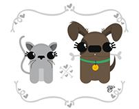 ILUSTRACION // ILLUSTRATION  Personajes  //  Characters