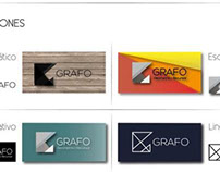 Grafo - Identidad Corporativa
