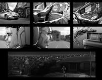 Storyboard Peugeot 408