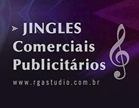 Jingles Comerciais Publicitários - Empresas Eventos...
