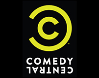 Campaña Digital y BTL para Comedy Central