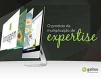 Conteúdo para mídia social - Galileo Online