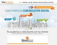 Sitio web Telemática