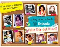 Día del niño- Publicación Facebook