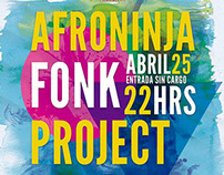 Afroninja Fonk Project I