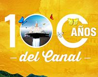 100 años del Canal - Queso Cremoso