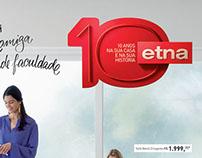 ETNA 10 anos