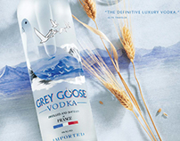 GREY GOOSE / Digital Art Direction 2015.