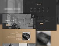 Archt | UI Design
