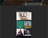 Spotify app - Diseño Multimedios