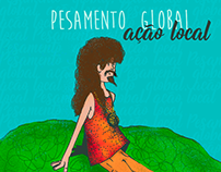 Pensamento global, ação local