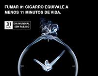 Dia Mundial Sem Tabaco - Onco Hematos
