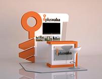 Plusvalia / Design Stand
