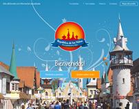 Prototipo de sitio web - República de los niños