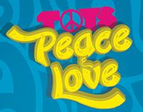 Toys - Peace & Love