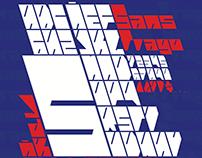 Alfabeto Sans Tiago | Cátedra Gaitto 2014