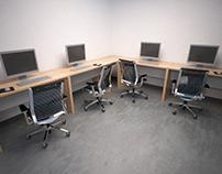 Propuesta remodelacion de oficina