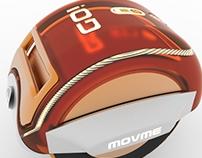Monociclo GO! da startup Movme