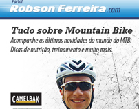 Robson Ferreira MTB Brazilian Champion