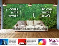 Anúncio - Ellu's Tintas