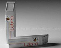 Caixa de Lápis Labra - Redesign