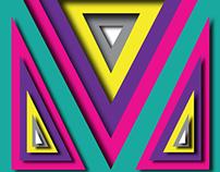 John Mayer - Tactile poster design