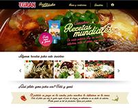 Egran - Concurso Recetas Mundiales