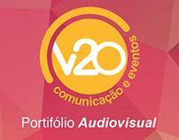 Portifólio Audiovisual V20