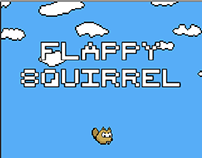 Flappy Squirrel