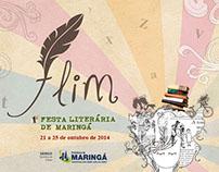 Flim - 1ª Festa Literária de Maringá