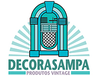 Decorasampa - Logo Creation