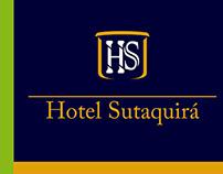 Hotel Sutaquirá // Branding