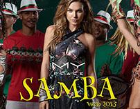Natalia Zambiasi // My Place Samba