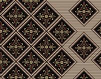 Afghan print