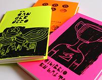 Colección de libros - Pringles Press -