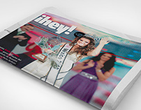 Milenio ¡Hey! | Diseño editorial