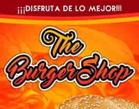 Flyer Publicitario para Restaurant de Comida Rapida