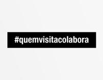 #quemvisitacolabora
