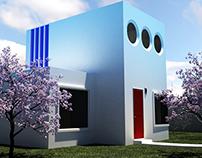 PowerPuff House - UVA Barra