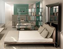 Luciana's interior design project