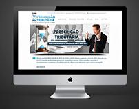 Website Prescrição Tributária