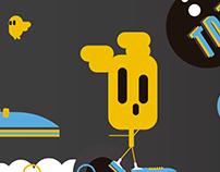 Identidad visual a Tienda de Zapatillas