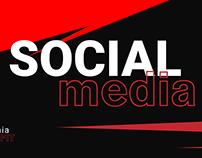 Social media-academia