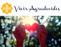 Sitio web www.viviragradecidos.org