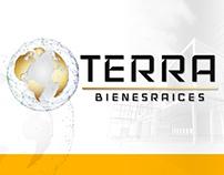 Panel administrativo TERRA
