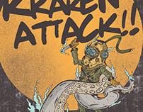Kraken Attack!!!