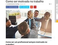 Redação   Blog   Coaching