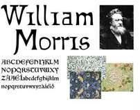Tipografia - William Morris
