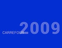 Carrefour etiquetas 2009
