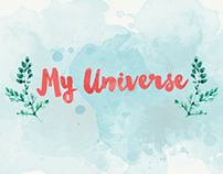 My Universe (Responsive Blogger Theme)